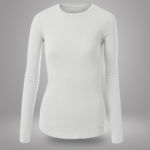 Женская футболка с длинным рукавом (Лонгслив) фото