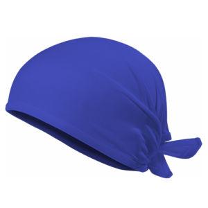 Бандана синяя фото