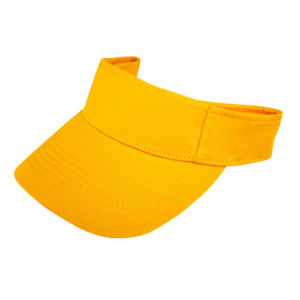 Козырек желтый фото