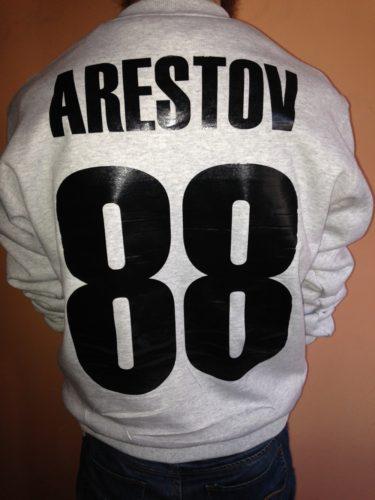 Именные футболки на заказ в Москве пример 8