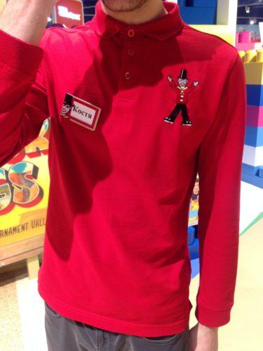 Вышивка на рубашках поло на заказ пример 1